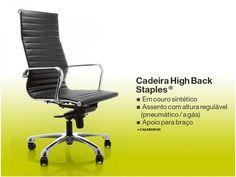 CADEIRA HIGH-BACK™ STAPLES®
