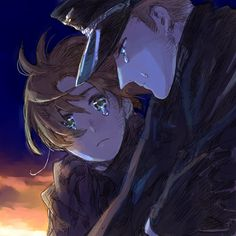 Photo of don't cry germany for fans of Hetalia-Gerita. This is probably the most beautiful image I've ever seen!! ;~;