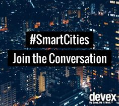 Smart Cities Campaign 2017