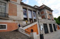 """Entrada Exposición """"10 Picassos del Kunstmuseum Basel"""" en el Museo del Prado de Madrid. #Cartel #Affiche #Arterecord 2015 https://twitter.com/arterecord"""