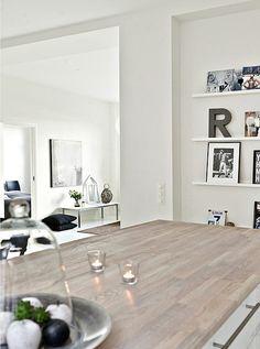 Un appartement très blanc à Malmö - PLANETE DECO a homes world