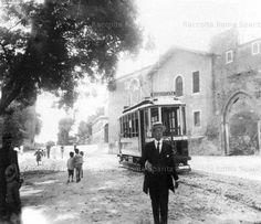 Via della Navicella 1910
