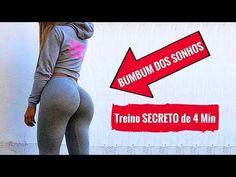 BUMBUM GRANDE→ 2 Exercícios Para Aumentar o Bumbum Em Casa! Como Ter Bumbum Grande, Firme e Redondo - YouTube