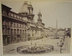 Piazza Navona 1880