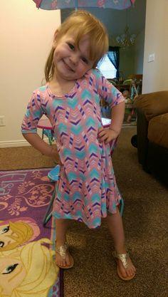 NWT LuLaRoe Scarlett Size 6T /& 8T **PICK YOUR PRINT!** Girls Swing Dress