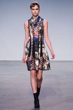 Thakoon Fall 2013 Ready-to-Wear Fashion Show - Bo Don