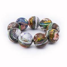Kandinsky Bauhaus bracelet