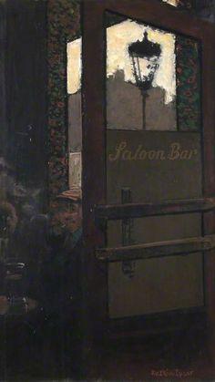 ruskin spear - The Saloon Bar