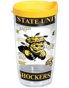 Collegiate | Wichita State University | Wrap with Lid | Tumblers, Mugs, Cups | Tervis
