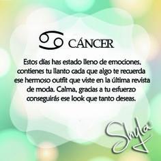 #horoscopo #cancer #2014 #primavera