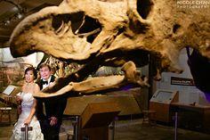 Bryllups foto kan i tilbyde. Og evt. reception. (Boston Museum of Science)