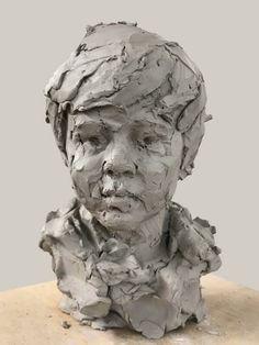 Human Sculpture, Sculptures Céramiques, Sculpture Clay, Cardboard Sculpture, Pottery Sculpture, Ceramic Sculpture Figurative, Figurative Art, Anatomy Sculpture, Sculpture Techniques