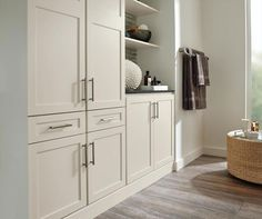 Off White Bathroom Cabinets2