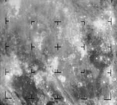 NASA, 20 FEBRUARY 1965: the first full-frame image of the moon taken by the ranger 8 camera a from a distance of 2,573 km. more information at source-link.