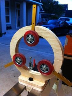 Spindle Steady Rest - by trasner @ LumberJocks.com ~ woodworking ...