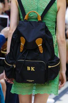 Burberry Prorsum Ready To Wear Spring Summer 2016 London - NOWFASHION