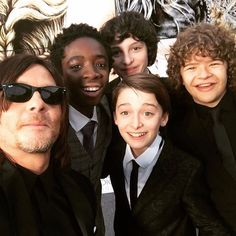 Image result for Critics Choice Awards, Norman Reedus