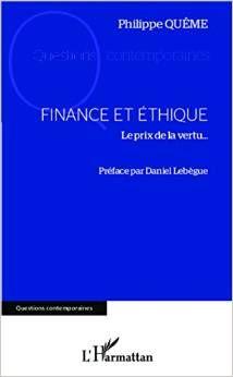 Finance et éthique : le prix de la vertu...