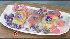 Today in our FRESH Ideas segment, a tribute to East Texas moms.     Christine Gardner shows us how to create a sweet treat perfect for this weekend's Mother's Day celebration.
