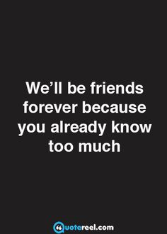 best friend quotes 35 Cute Best Friends Quotes True Friendship Quotes With Images 6 Best Friends Funny, Cute Best Friend Quotes, Best Friend Quotes Funny, Close Friends, Real Friends, Friend Quotes Humor, Three Best Friends Quotes, Best Friend Stuff, Funny Friend Captions