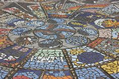 Mosaic, Colorful, Colorful Mosaic, Colors, Stones  http://pixabay.com/en/mosaic-colorful-colorful-mosaic-71297/