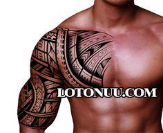 what do samoan tattoos mean Hawaiianisches Tattoo, Armor Tattoo, Tattoo Motive, Samoan Tattoo, Tribal Chest Tattoos, Tribal Tattoos For Men, Tattoos For Guys, Geometric Tattoos, Polynesian Tattoo Designs