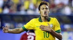 """Neymar: """"Este es uno de los días más felices de mi vida"""" May 08, 2014"""