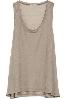 Perfect slouchy summer tank t-shirt