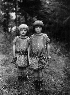 August Sander - Sisters, ca. 1930