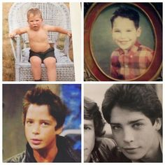 I saw this on Facebook on a Chris Cornell tribute page :) the bottom left! Handsome boy!❤️