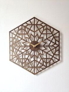 Lotus Clock