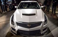 The 2016 Cadillac ATS-V!