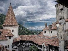 Dracula's Castle  by RJPoole