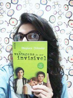 As vantagens de ser invisível -  Stephen Chbosky ... Somos infinitos