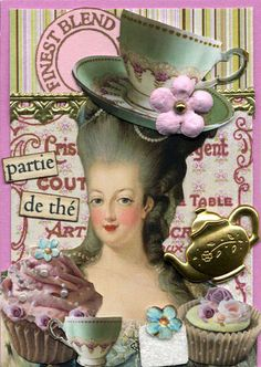 Great Tea Party Invite Marie's Tea Party