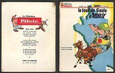 ASTERIX LE TOUR DE GAULE D'ASTERIX COLLECTION PILOTE 1965 EM