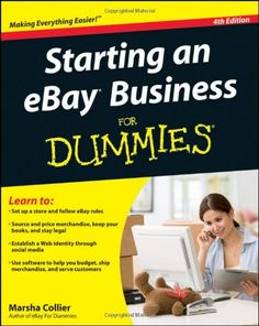 Drupal for starters drupal book for learning web design starting an ebay business for dummies by marsha collier fandeluxe Images