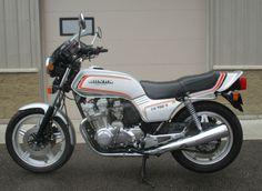 Honda CB750F Super Sport - Left Side