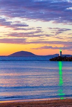 Mooloolaba Spit by Peter Evans