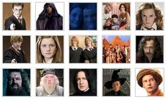 harry potter characters names with pictures - Google Search