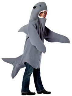 Adult Shark Costume