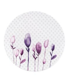 Loving this Watercolor Amethyst Salad Plate on #zulily by Lenox, $9 !!  #zulilyfinds