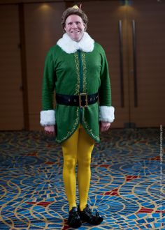 Buddy the elf will ferrell costume prop store ultimate movie my buddy elf costume solutioingenieria Choice Image