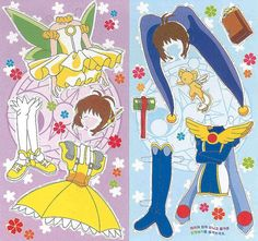 Kawaii Paper Dolls