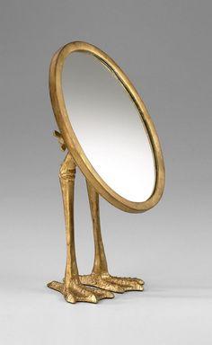 Duck Leg Mirror   Cyan Design
