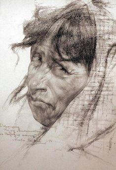 Inspirational Artworks: Fechin Nicolai