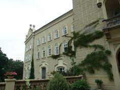 Chyše (distr. Karlovy vary, west Bohemia)- chateau