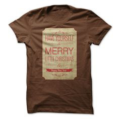 Have Yourself a Merry Christmas T-Shirts, Hoodies. ADD TO CART ==► https://www.sunfrog.com/Christmas/Have-Yourself-a-Merry-Christmas.html?id=41382