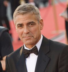 George Clooney, 53, and Wife Amal Alamuddin, 36, Make First Red Carpet Appearance
