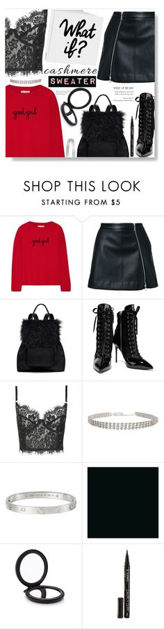 """x Sweater Weather x"" by chocolate-addicted-angel ❤ liked on Polyvore featuring Chinti and Parker, Guild Prime, Elizabeth and James, Giuseppe Zanotti, Topshop, Humble Chic, Cartier, Cedes, Smith & Cult and sweaterweather"